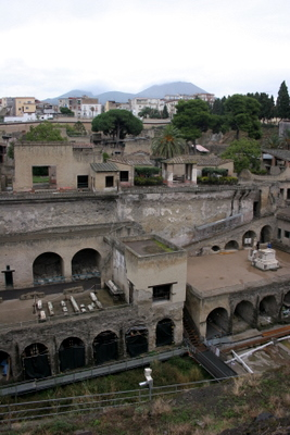 What The Romans Did : Part 1 – Herculaneum