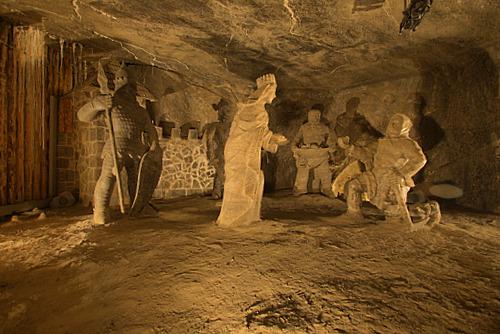 PhotoBlog : Wieliczka Salt Mine, Poland