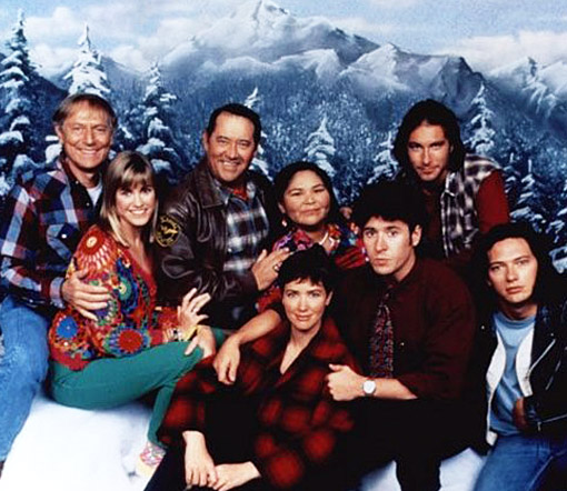 The Cast of Northern Exposure