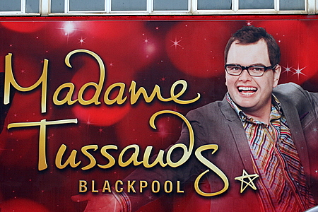 Madame Tussauds - Alan Carr