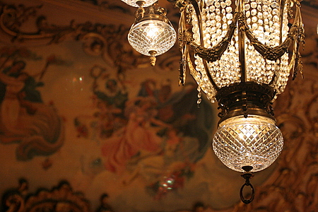 Tower Ballroom Detail