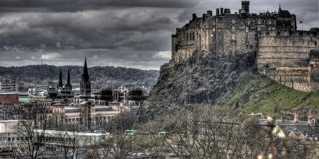 Edinburgh Castle (again )