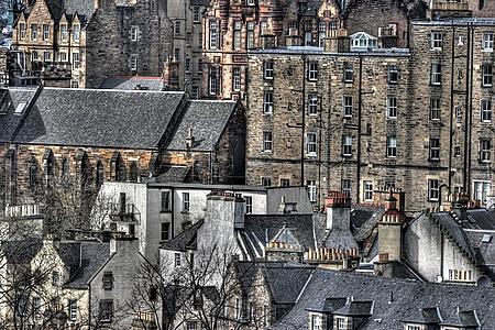 More Edinburgh Rooves