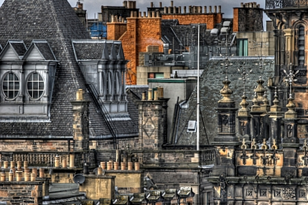 Edinburghs Roofs