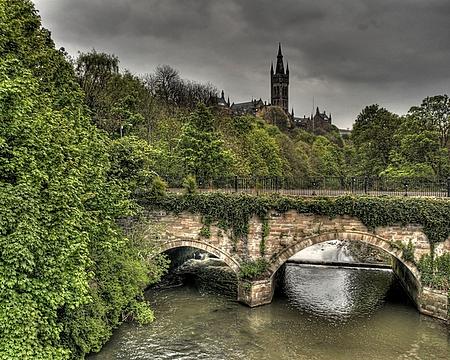 Alma Mater - Glasgow University