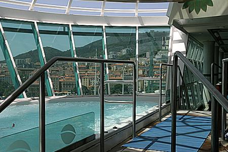 Deck 11 Jacuzzi