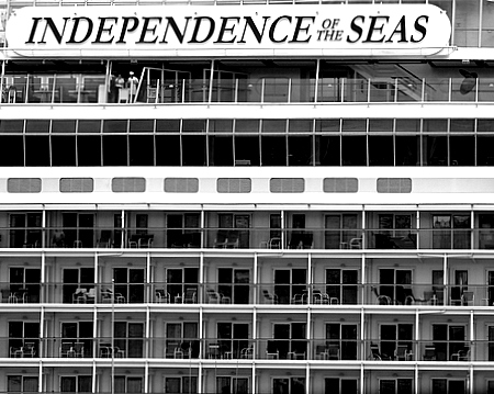 Independence of the Seas Balconies