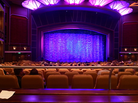 Independence of the Seas - Alhambra Theatre