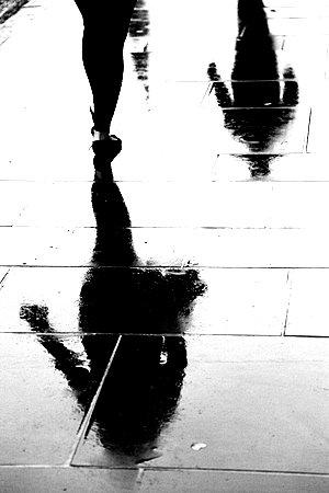 Pavement Ghosts
