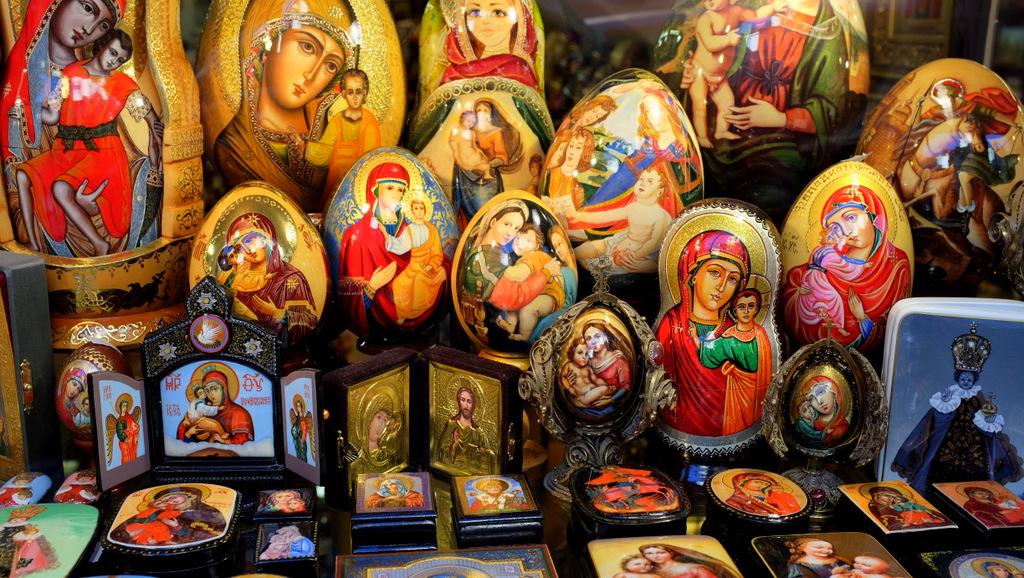 Religious Eggs