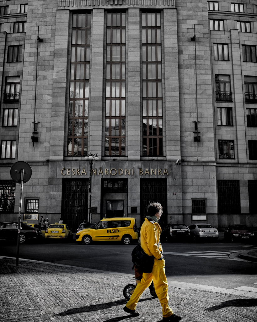 Prague Yellow