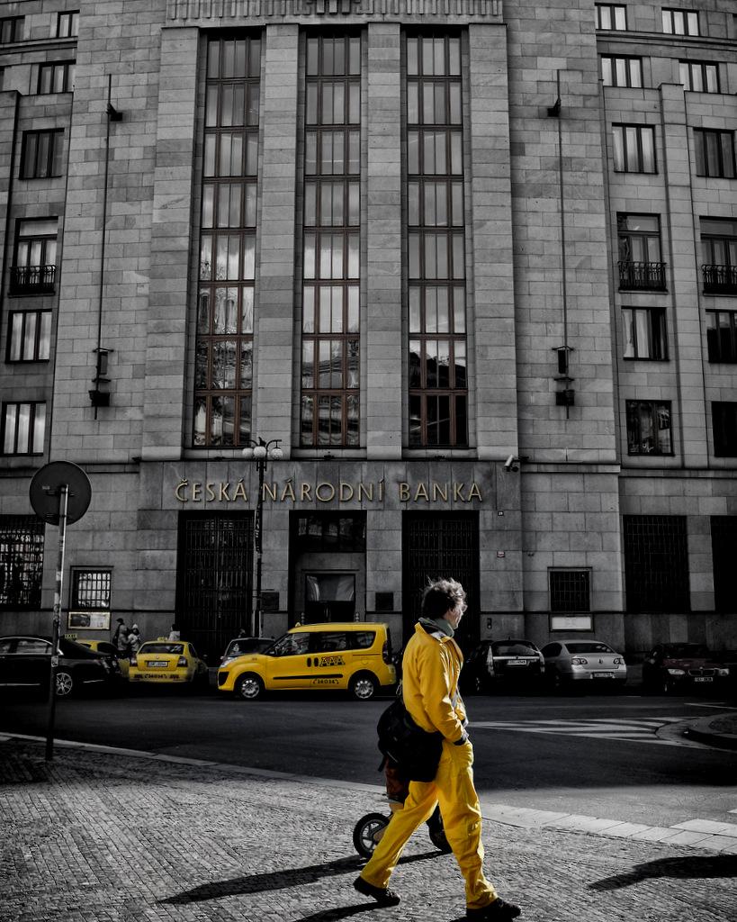 Prague Yellow