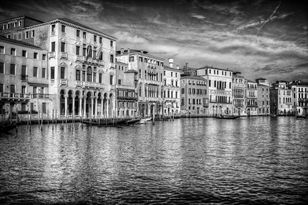 Palazzo Reflections