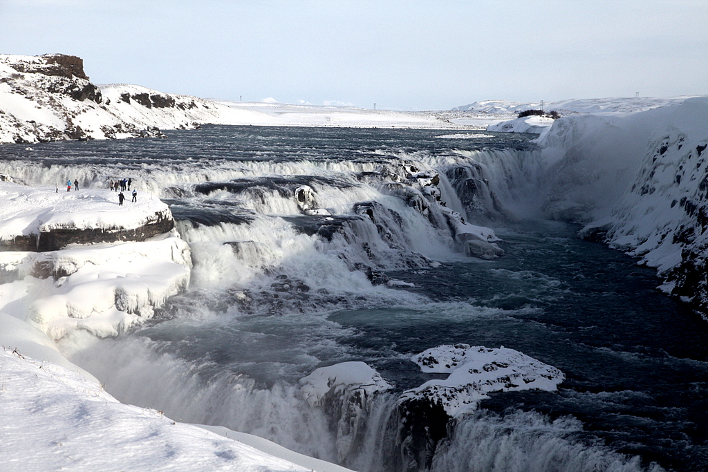 Gullfoss - the biggest Waterfall in Europe