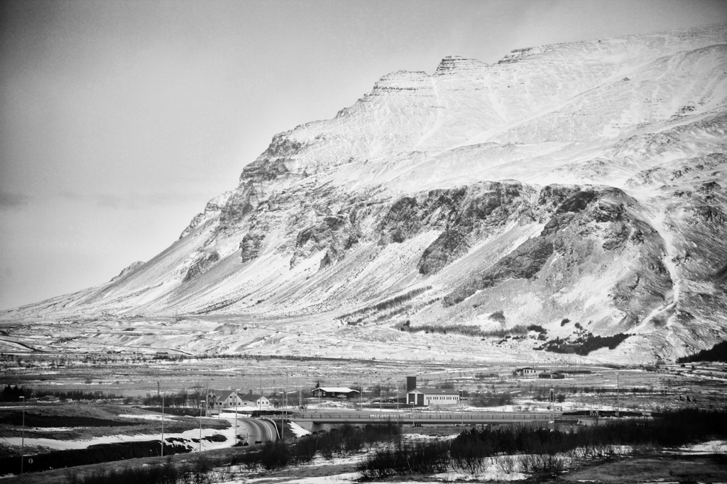 The Mountain of Reykjavik