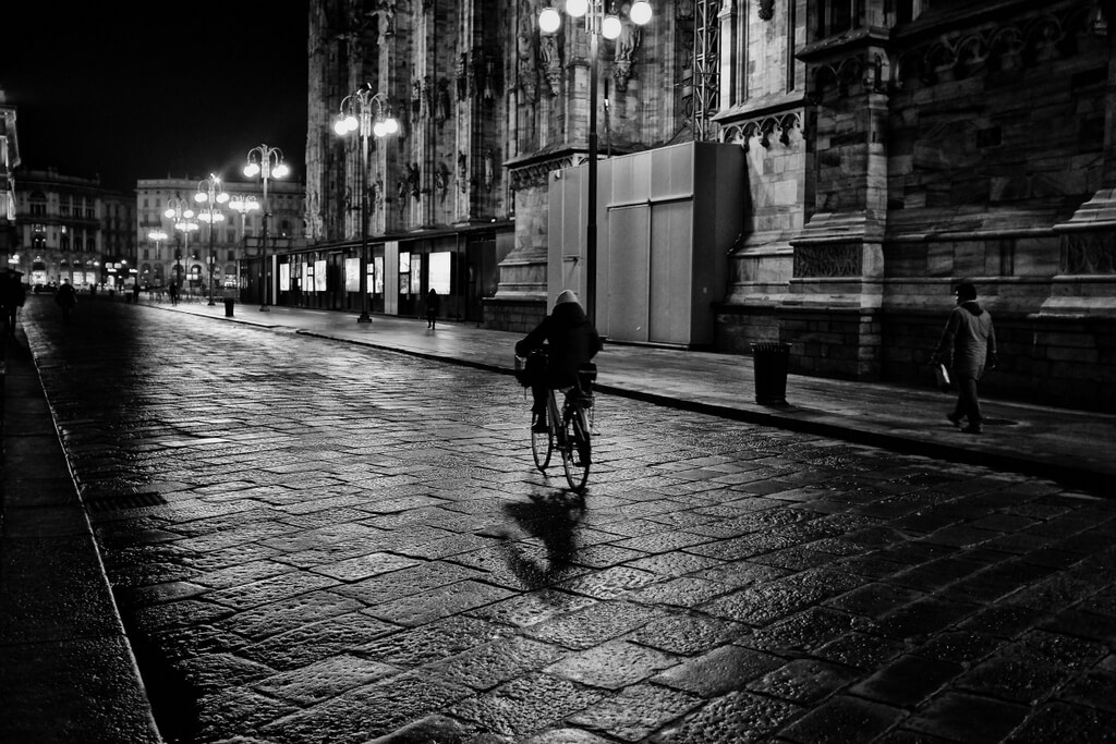 A Lap of The Duomo in Milan with the Fuji X100S