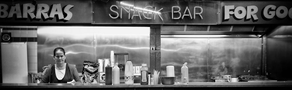 A Day in Glasgow with Fuji X100S